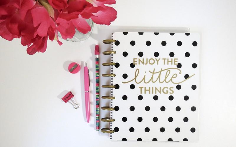 Beneficios de llevar un diario personal