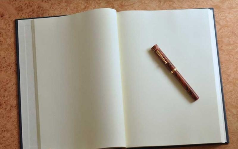 Cómo hacer un diario personal fácil y rápido