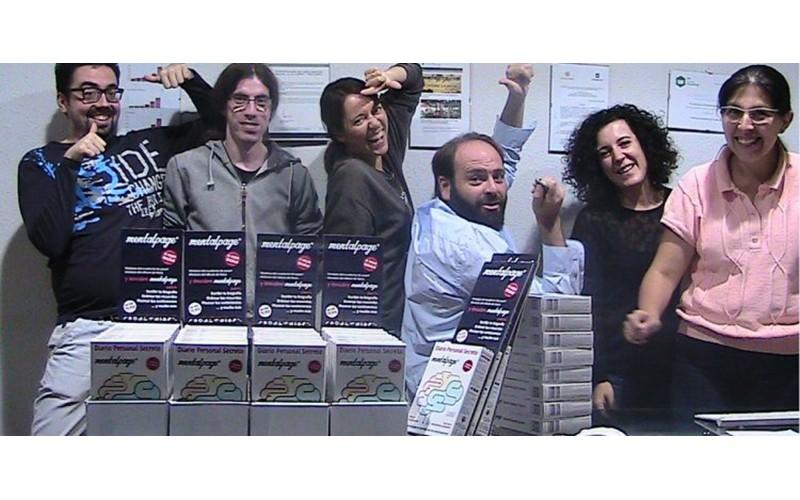 Mentalpage está en hospitales de Zaragoza
